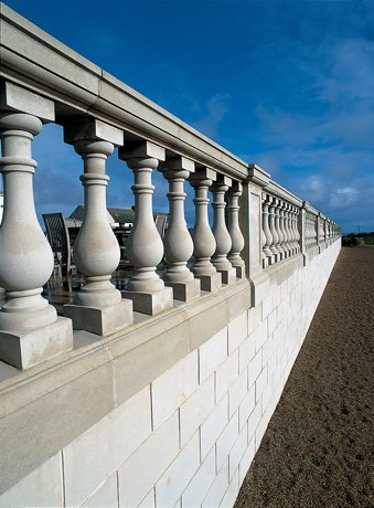 Standard balusters