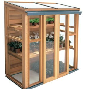 The Upright Coldframe