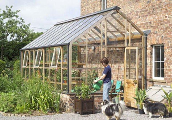Väggväxthus vinehouse Ten