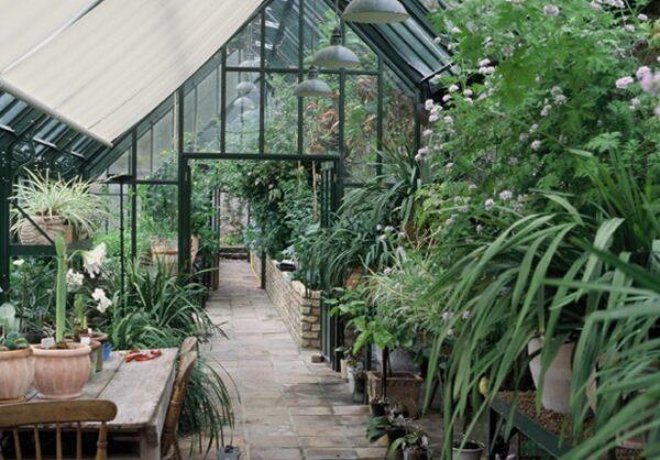 HARTLEY specialbeställda växthus