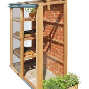 The Grand Upright coldframe