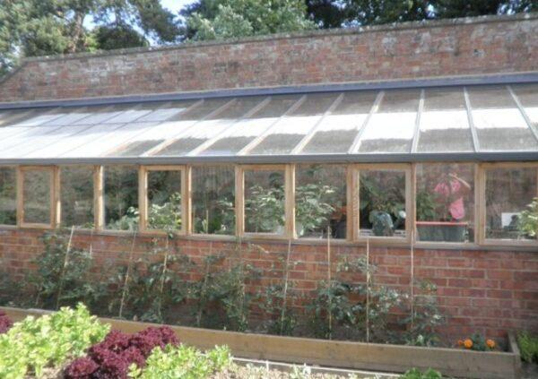 Väggväxthus – The ten