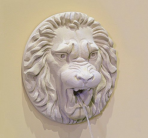 Large-Lion-head