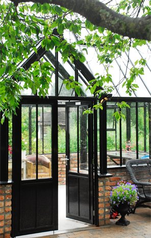 Trådlöst i växthuset