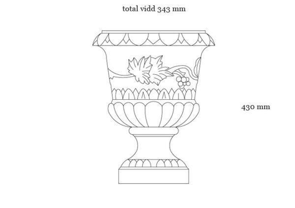 Vine-urn