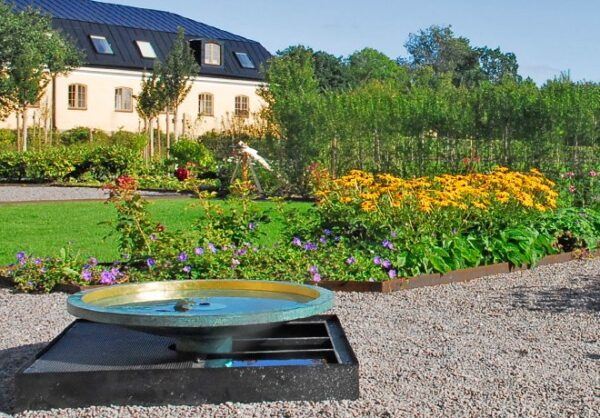 Pocket barockträdgård till Stora Wäsby