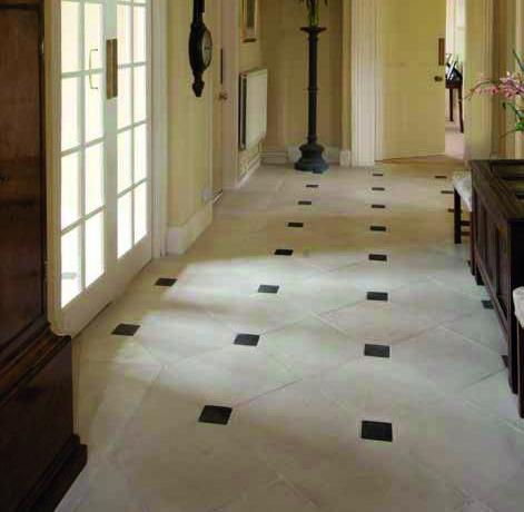 Classic Orangery flooring