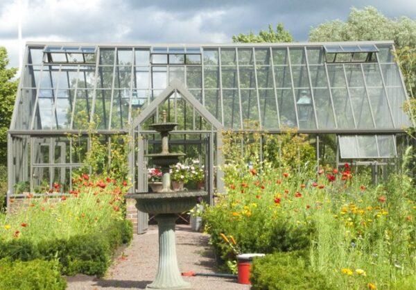 En svensk trädgård i Karelen