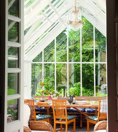 Sommarrum i glas