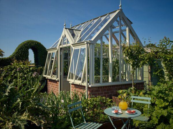 Botanic terrasse växthus Vansta