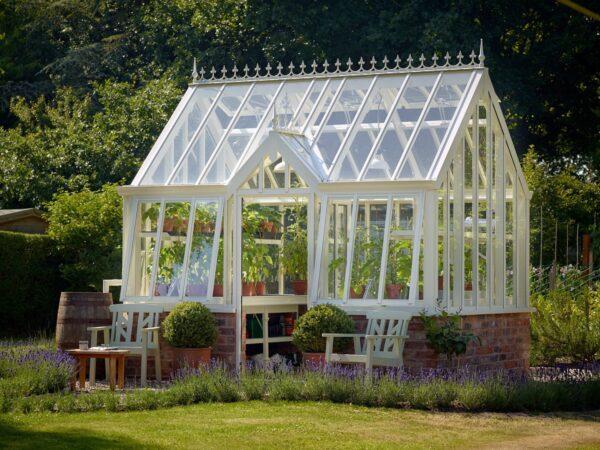 engelskt växthus från Vansta Trädgård