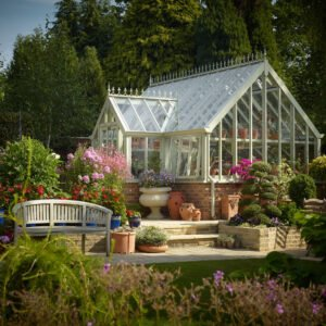 Det perfekta växthuset från Vansta Trädgård – 16 kvm premium greenhouse