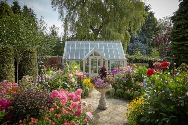 Exklusivat växthus Botanic villa från Vansta_botanic villa