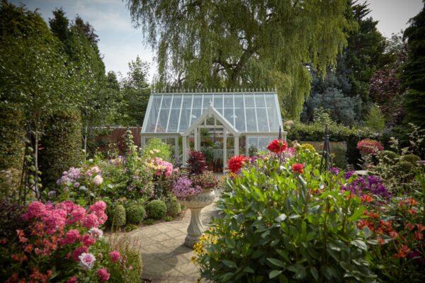 Exklusivat växthus från Vansta_botanic villa