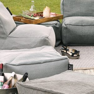 Harper utomhusmatta med Roolf soft outdoor furnitures