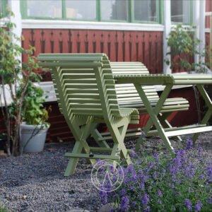 Westanqvarn klassiska trädgårdmöbler